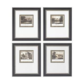 English Manors Framed Print Wall Art