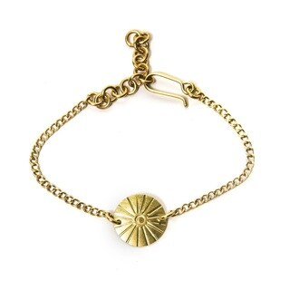 Brass Darling Bracelet