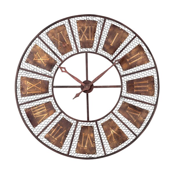 Outdoor Wall Clock