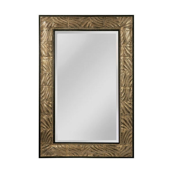 Small Leaf Mirror
