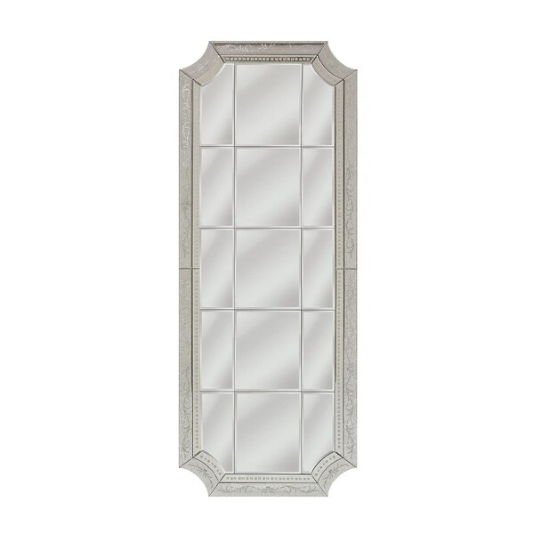 Long Edwardian Mirror