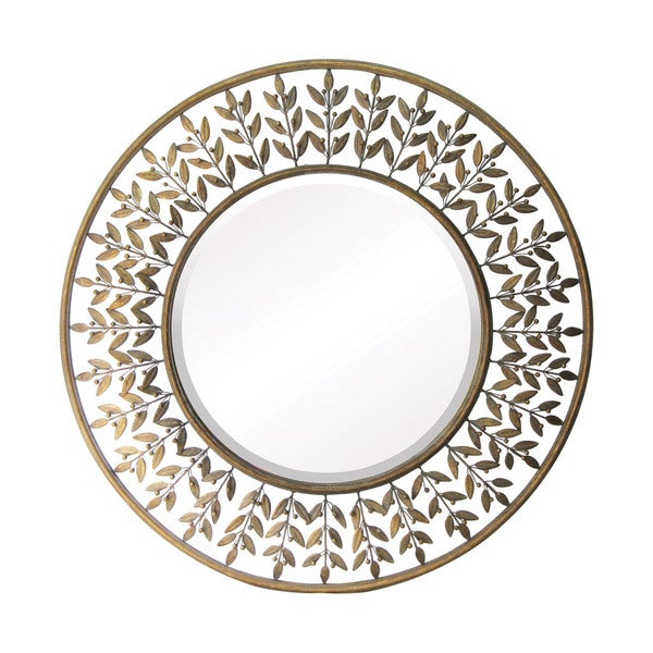 Willow Brook Beveled Mirror