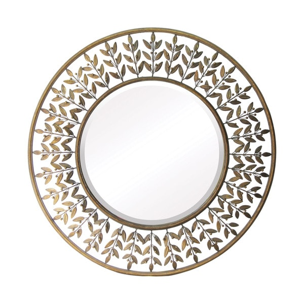 Willow Brook Beveled Mirror