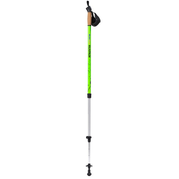 Original Bungypump Walkathlon 2-in-1 with 8.8 and 13.2-pounds of Built-in Resistance and Rigid Pole