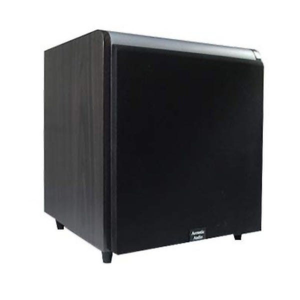 Acoustic Audio Black HD-SUB12-BLACK 12-Inch HD Series Front Firing Subwoofer