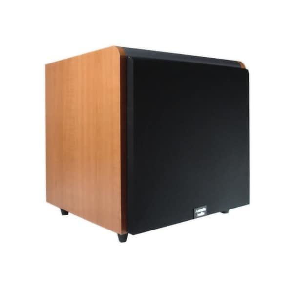 Acoustic Audio HD-SUB12-CHERRY 12-Inch HD Series Front Firing Subwoofer