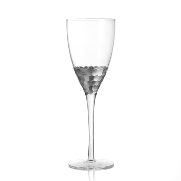 Fitz and Floyd Daphne Wine Glasses