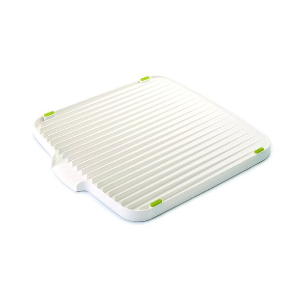 Joseph Joseph White Flip Double-Sided Draining Board