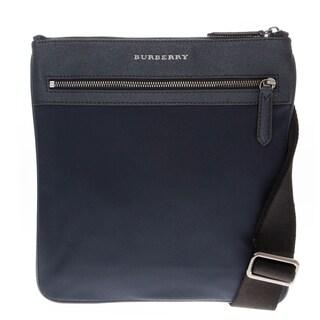 Burberry Slim Nylon Crossbody Bag