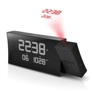 Oregon Scientific PRYSMA Projection Clock with AM/FM Radio