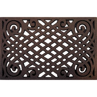 Outdoor Celtic Lattice Coffee Doormat (22 x 34)