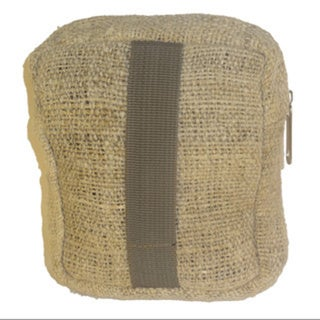 Hemp Passport Holder Mini Pouch Unisex Bag (Nepal)