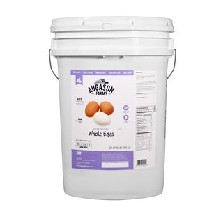 Augason Farms Dried Whole Egg 6-gallon Pail
