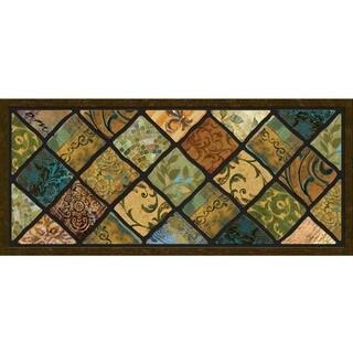 Outdoor Botanical Macedonia Doormat (16 x 36)