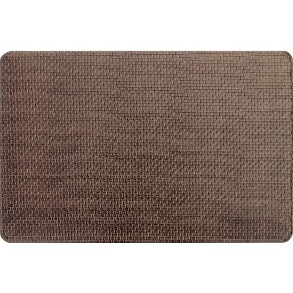 Prochef Weave Brown Kitchen Mat 20 X 30 17857300