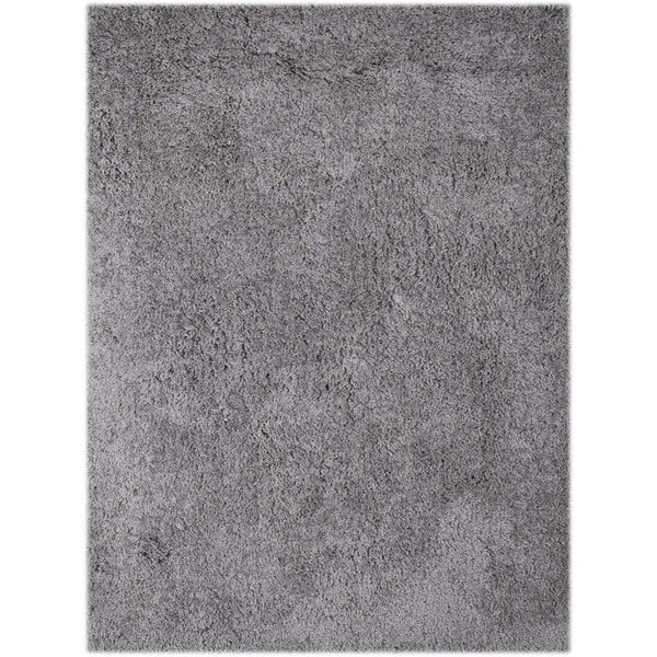 Palo Alto Grey Shag Rug (2' x 3')