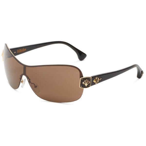 Affliction Unisex Moxie Shield Sunglasses