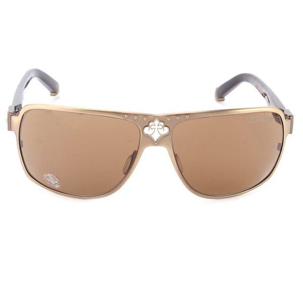 Affliction Unisex Rebel Designer Sunglasses
