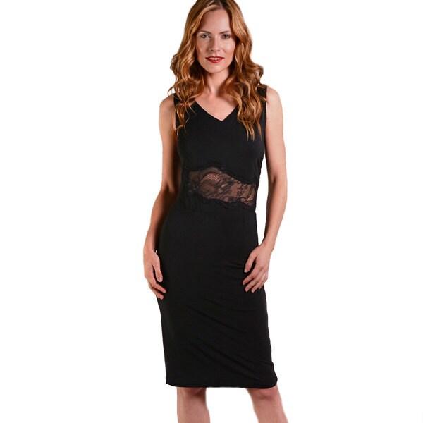 Red Hot Curves Women's Chloe Shapewear Dress