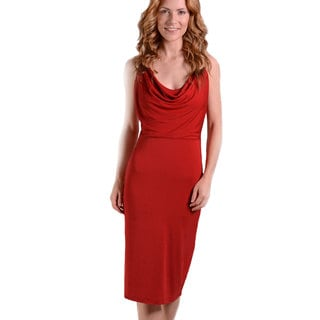 Red Hot Curves Women's Amal Shapewear Dress