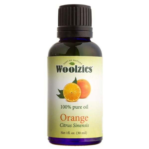 Woolzies 100-percent Pure Sweet Orange Essential Oil (1 Ounce)