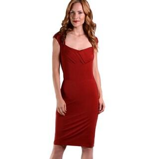 Red Hot Curves Women's Elsie Shapewear Dress