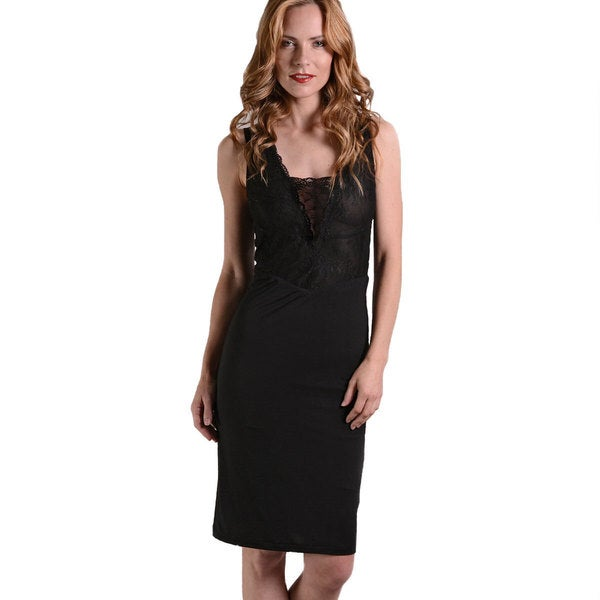 Red Hot Curves Women's Giselle Shapewear Dress