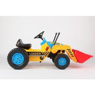 Big Kids Ride-on Loader Excavator