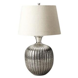 Butler Antique Nickel Table Lamp