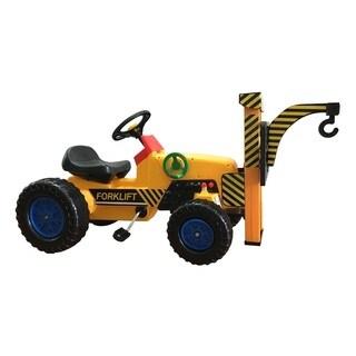Big Kids Crane Ride-on