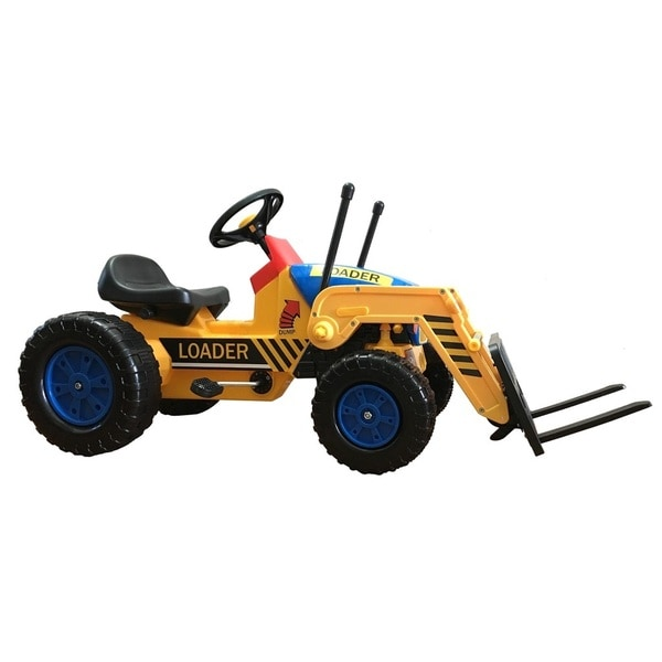 Big Kids Ride-on Loader Forklift