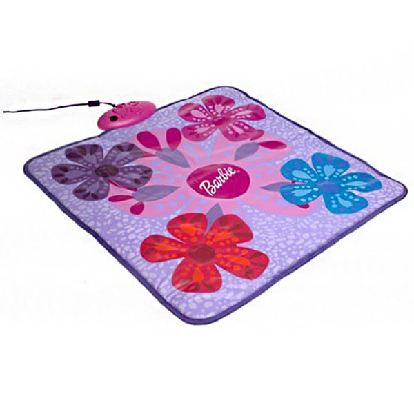 Barbie Dance Party Plug N Play Dance Mat 16696396