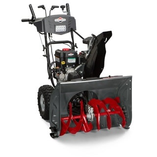 Briggs & Stratton 1227MD 27-inch 250cc Dual-Stage Snow Thrower with Electric Start