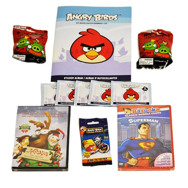 Angry Birds Collectors Bundle