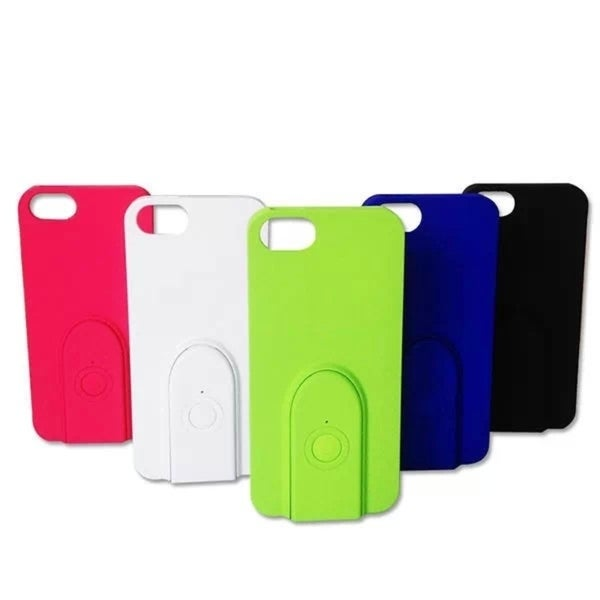 iPM iPhone 5/ 5S Case with a Built-In Wireless Camera Shutter