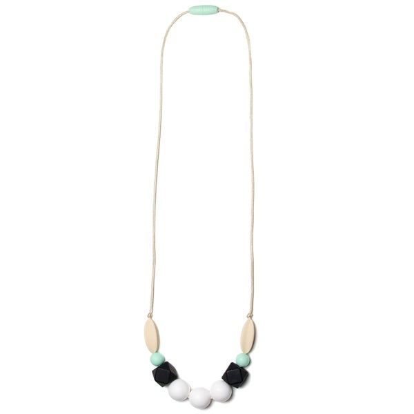 Mama & Little 'Audrey' Silicone Teething Necklace for Moms 16696456