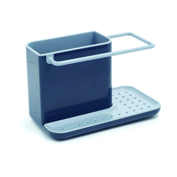 Joseph Joseph Dark Grey Sink Caddy/ Kitchen Soap/ Sponge Holder Set