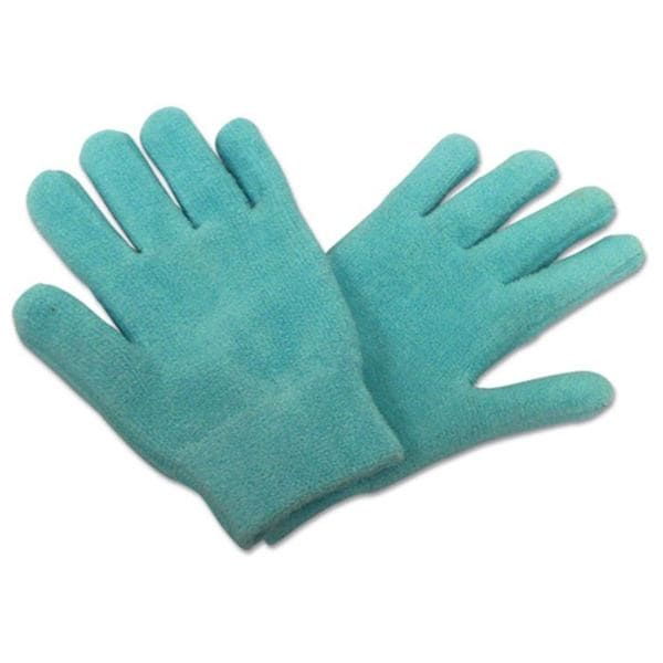 Terry Cloth Lined Moisturizing Gloves