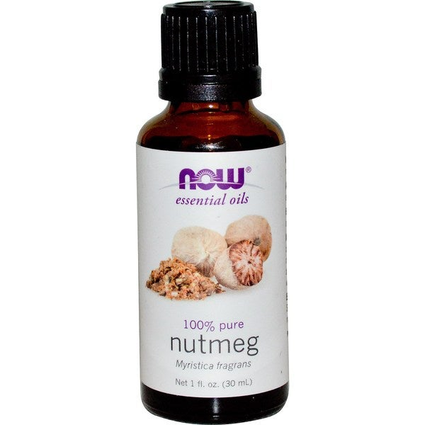 Now Foods Nutmeg 1-ounce Essential Oil