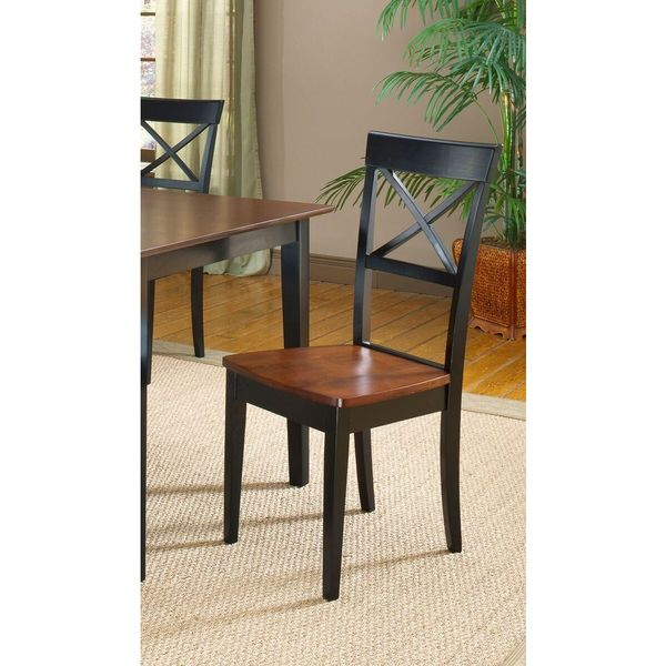 Merlot Black Dining Chairs