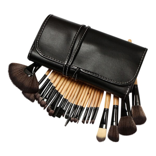 Bliss & Grace 24-piece Professional Make-Up Brush Set with Case