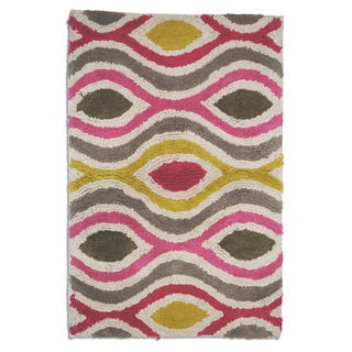 Waverly Optic DelightsTufted Bath Rug (20 x 30)