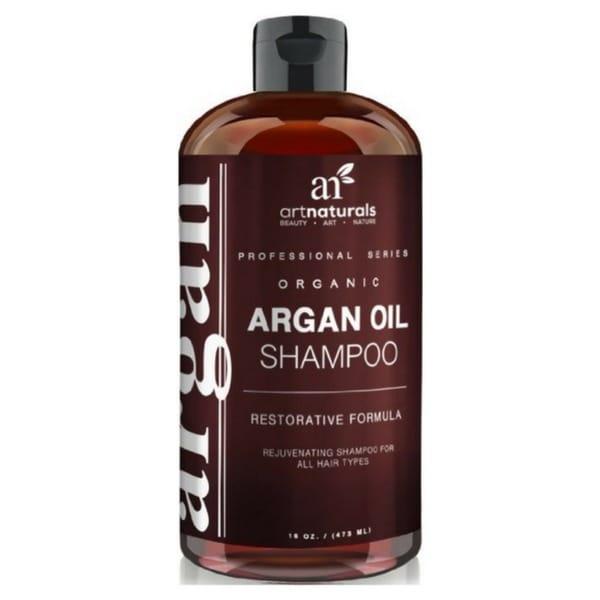 Art Naturals Organic Daily 16-ounce Argan Oil Shampoo