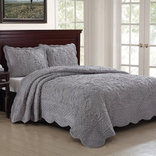 Estate Luxury Quilt and Sham Separates