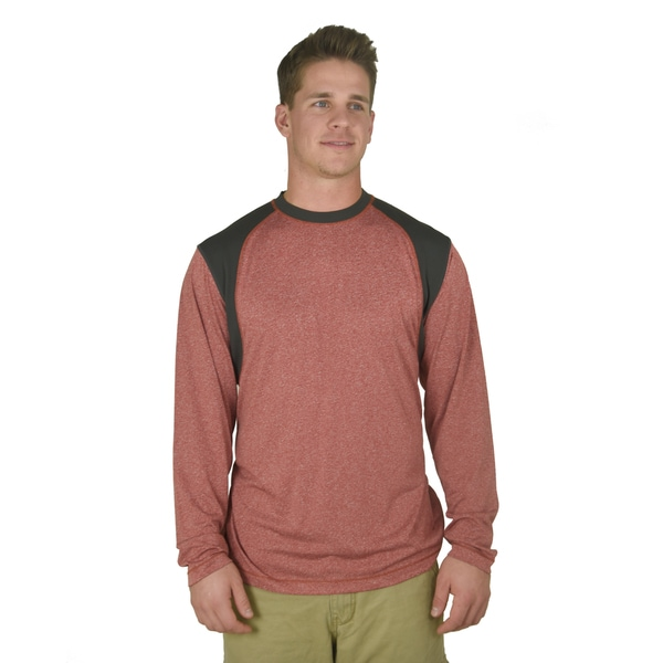 Stanley Men's Long-Sleeve Crew Neck T-Shirt