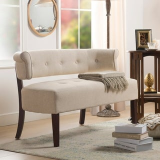 Kate Tufted Settee
