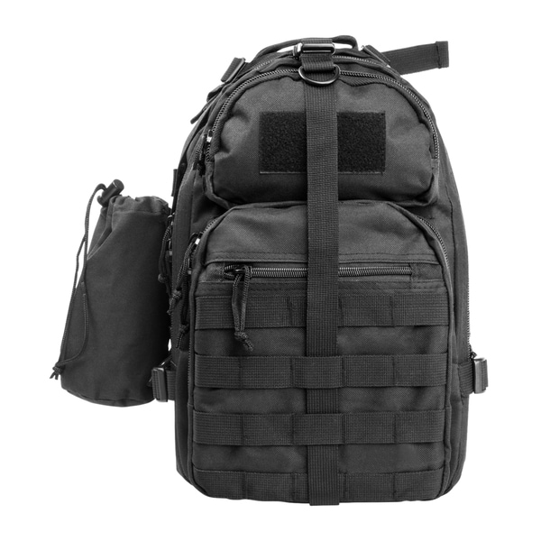 NcStar Small Backpack/Mono Strap Black