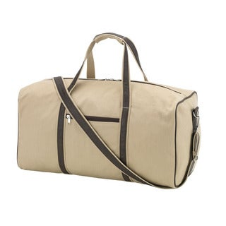 Dawson 21-inch Carry On Canvas Duffel Bag