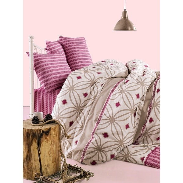 Debage Mary 4-piece Queen Bedcover Set