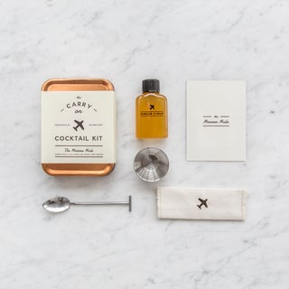 'The Moscow Mule' Carry On Cocktail Kit